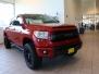 Red 2017 SR5 Toyota Tundra