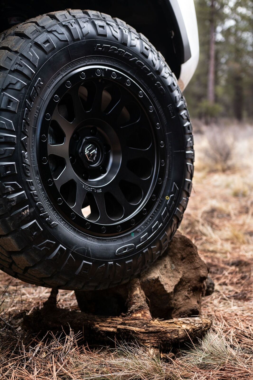 Toyota Tacoma Tire
